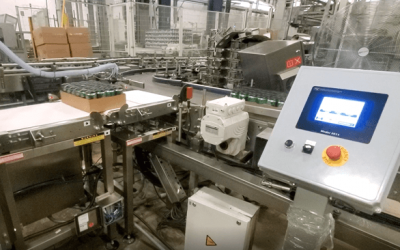 An In-Motion Checkweigher Can Help With Quality Assurance