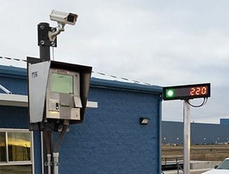 Unmanned Truck Scale Kiosks Help Reduce Risk & Increase Efficiency